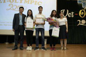 Thú y Xanh Việt Nam tài trợ cuộc thi Vet – olympic 2019