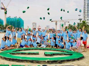 Thú y Xanh Việt Nam tổ chức du lịch hè 2019 cho CBNV